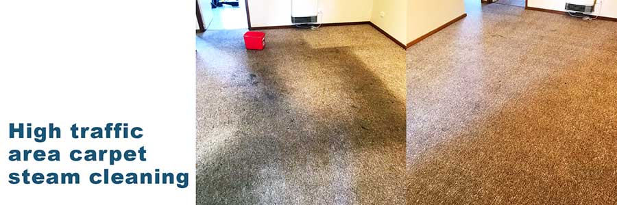 End of lease home carpet cleaning.